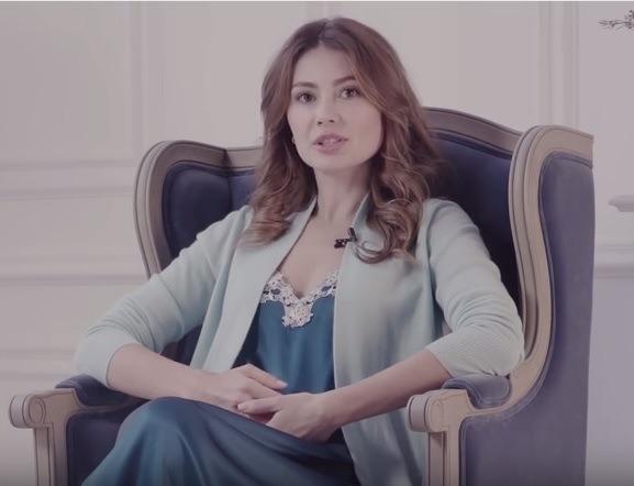 Ольга Ушакова ведет не только новости
